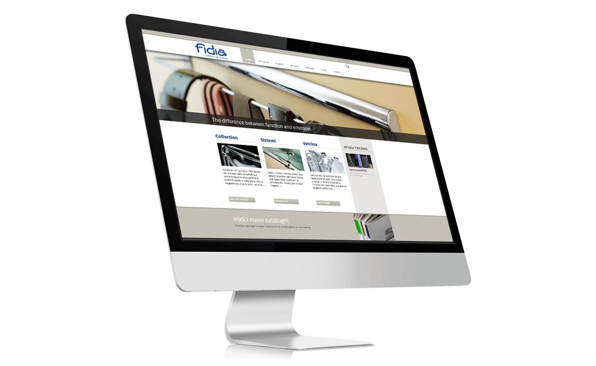 big computer fidia web project