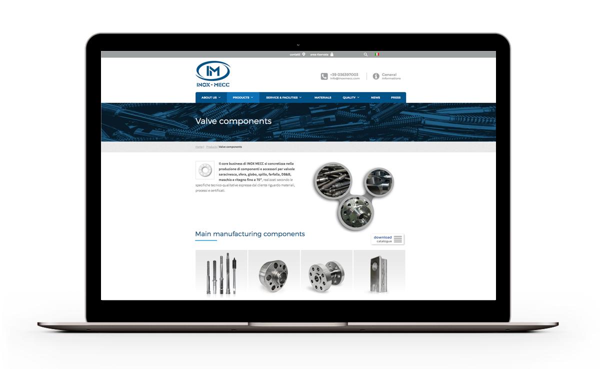 portatile inox mecc web agency