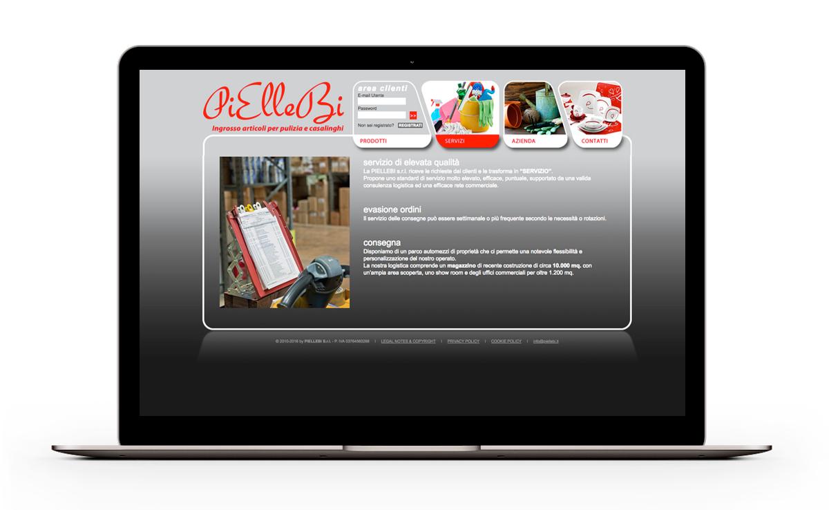 portatile piellebi web project studio imagina