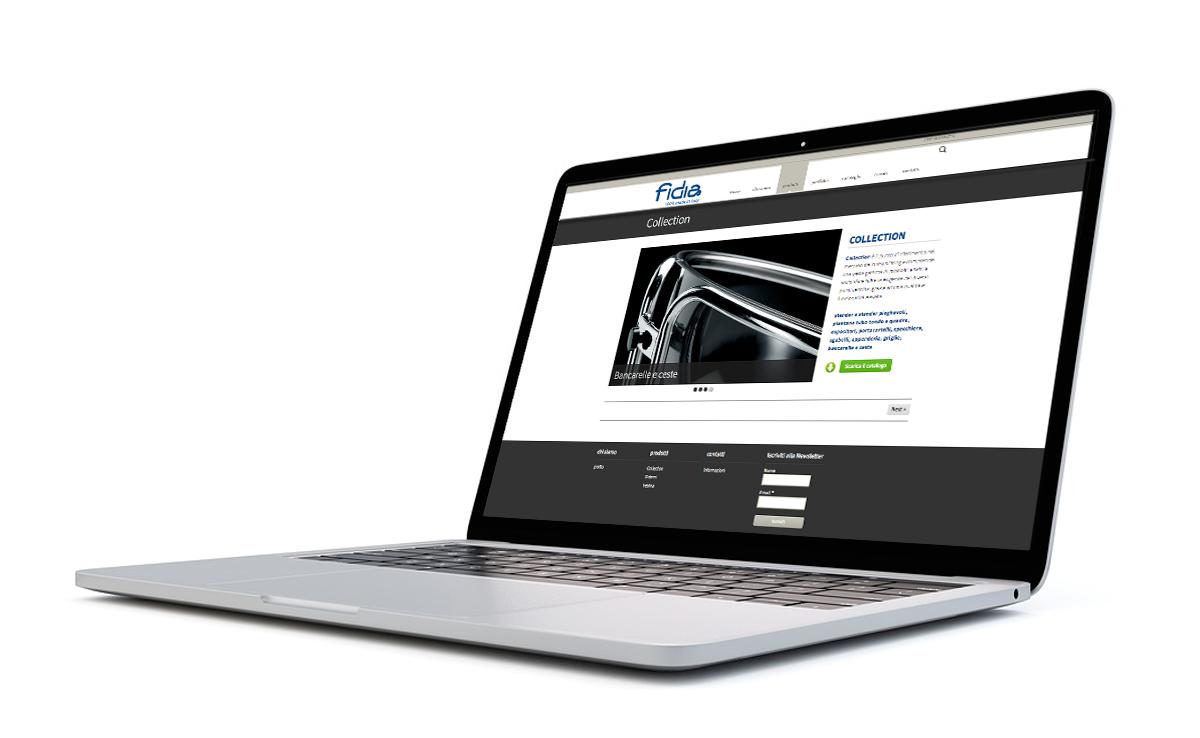 portatile fidia web project