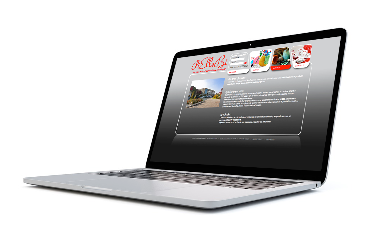 portatile web project piellebi