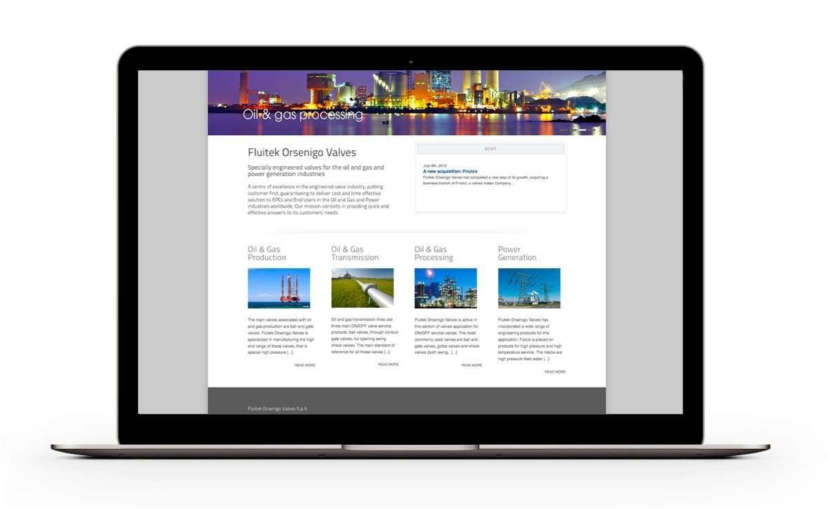 portatile front fluitek web project