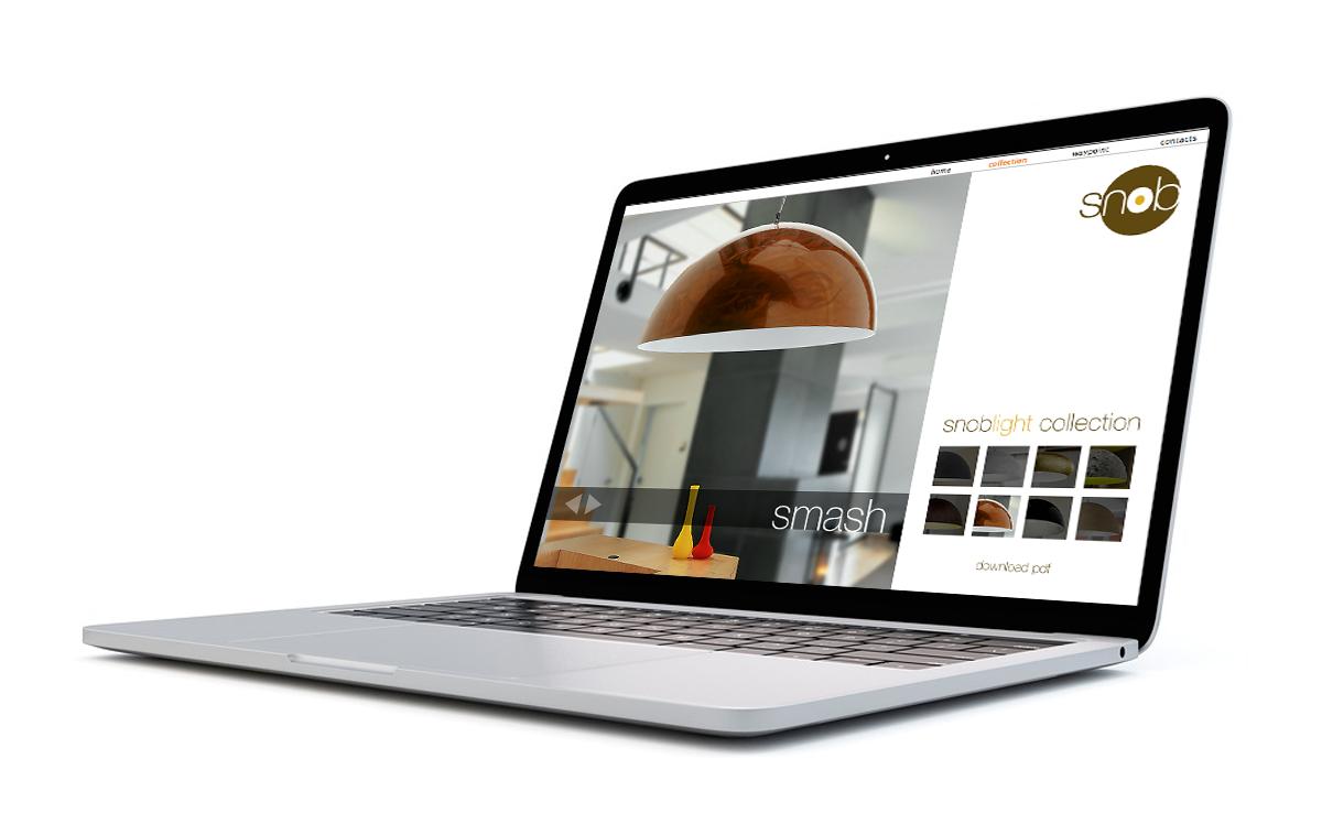 snob portatile web project