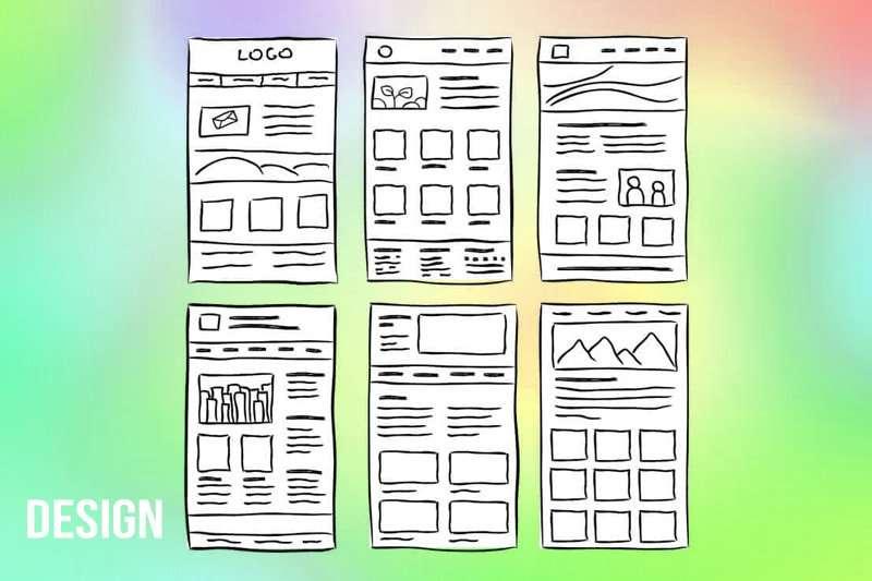 struttura web agency