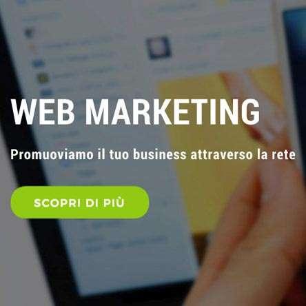 Web marketing: Promuoviamo il tuo business attraverso la rete