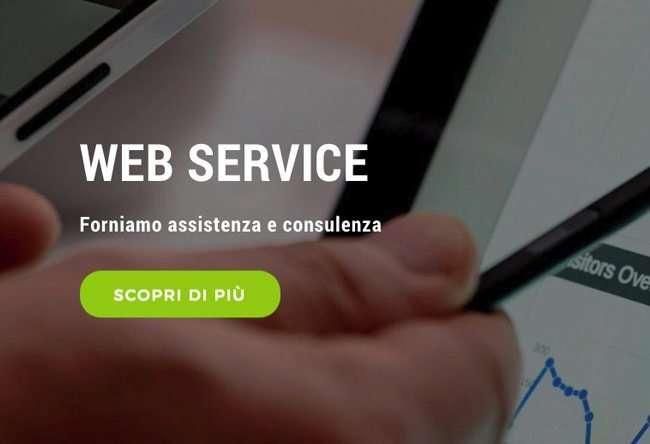 web service studio imagina web agency