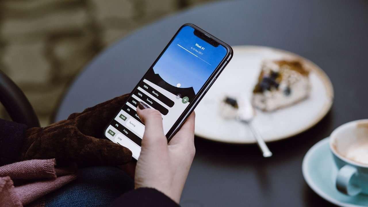 UI UX design interface