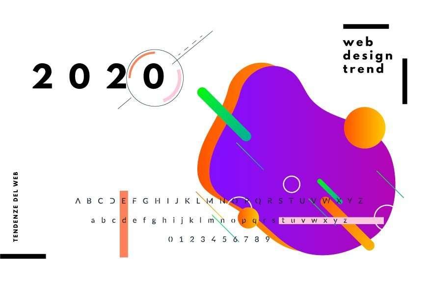 web design trend 2020